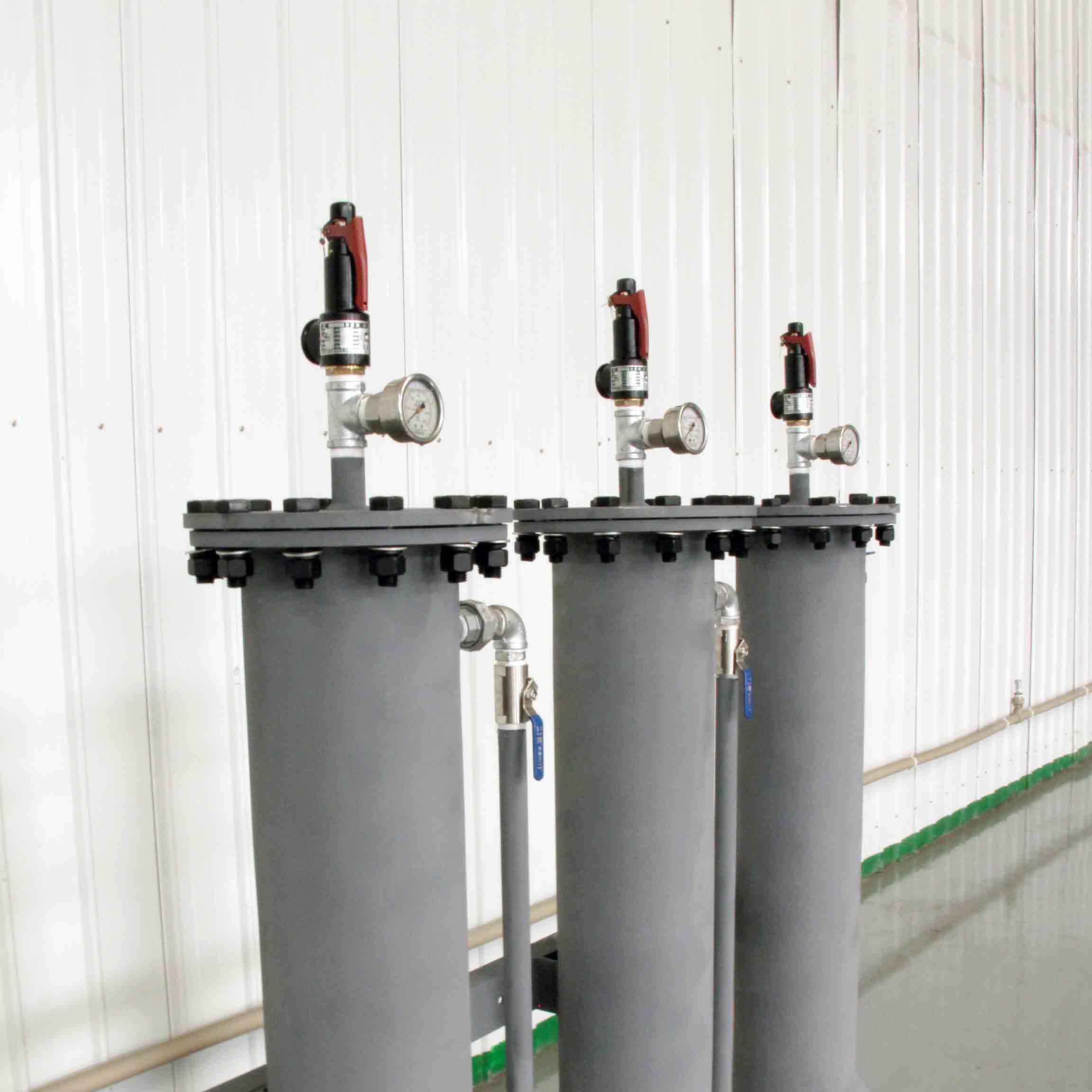LPG Odor Removing Machine