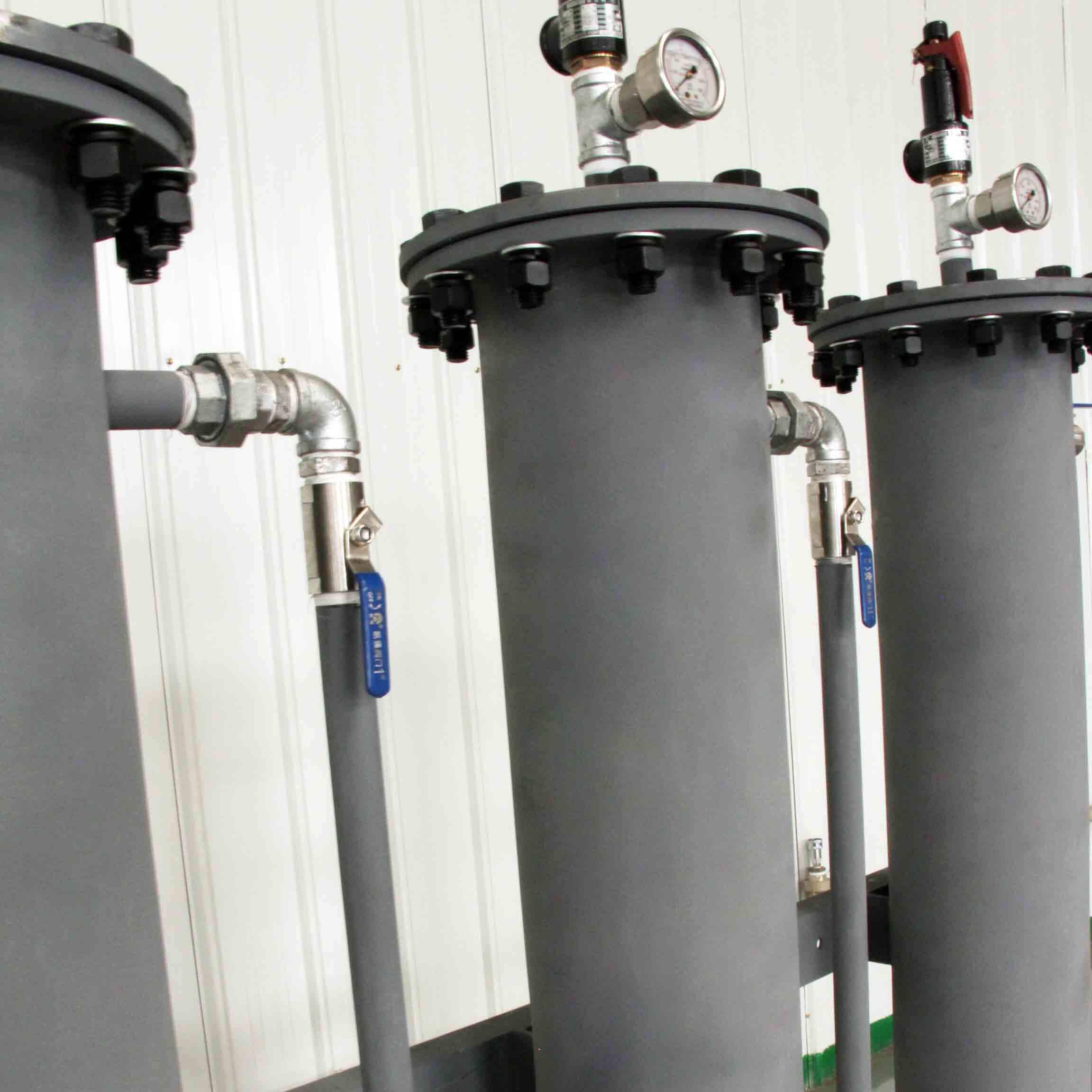 LPG Smell Removing Machine