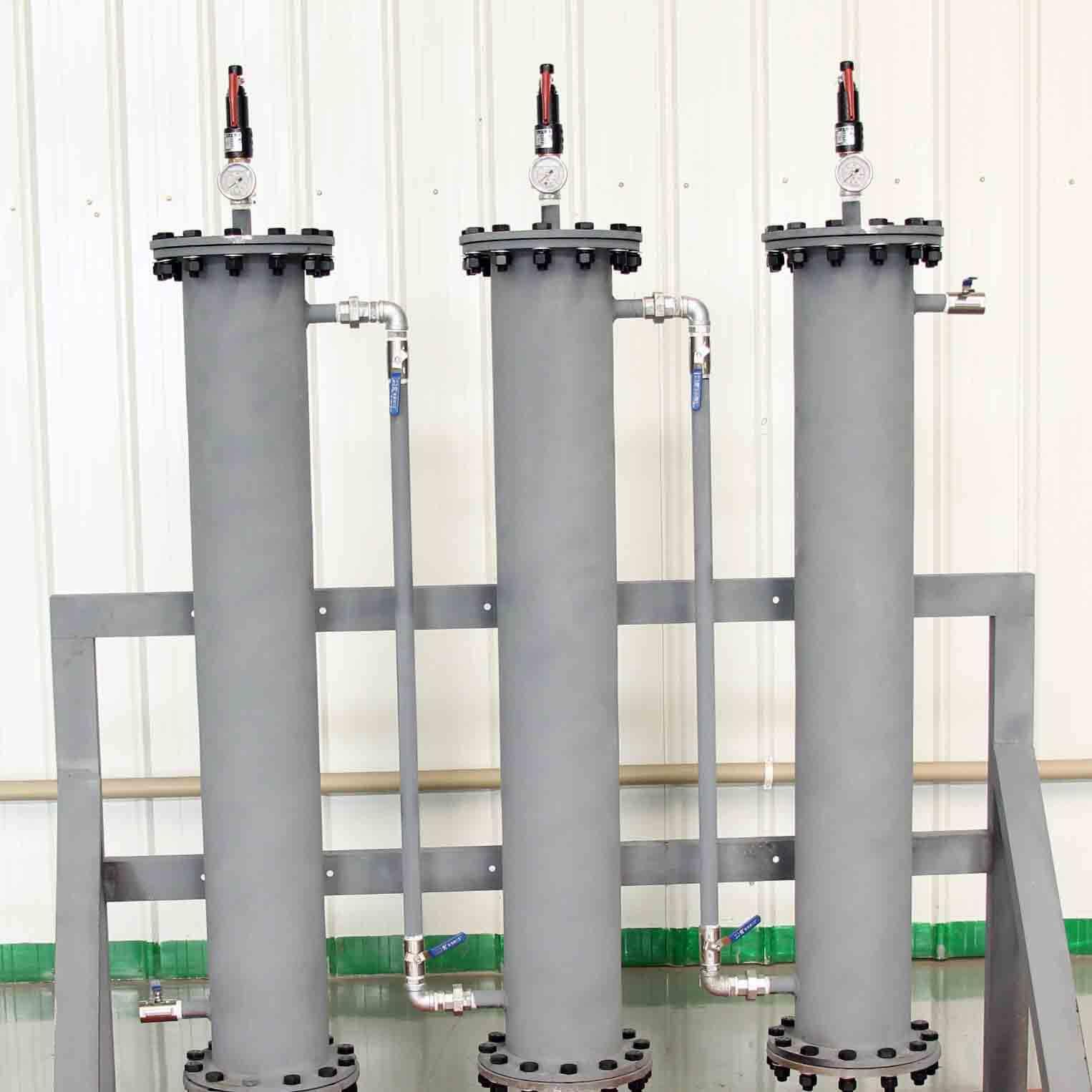 Butane Propane Gas Odor Removing Machine