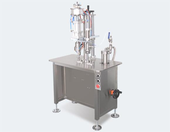 semi-automatic bov filling machine b-ey-2000