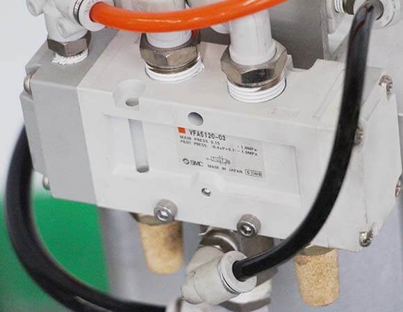 aerosol transfer pump