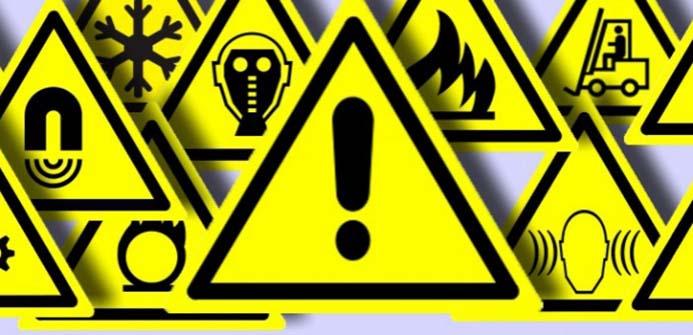 hazard of aerosol