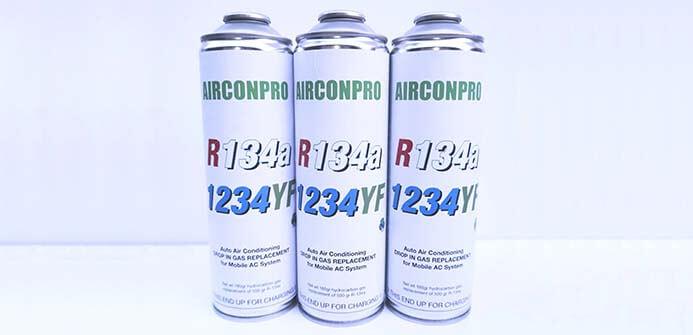refrigerant r134a aerosol